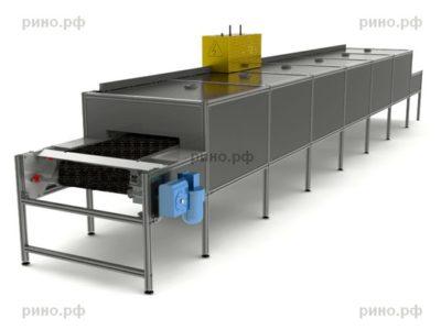 Электрические конвейерные печи